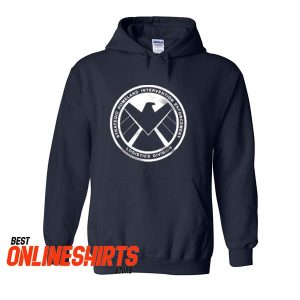 Marvel's Agents Of Shield Logo Hoodie