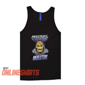 Master Of The Universe Tank Top