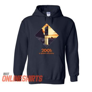 A Space Odyssey Hoodie