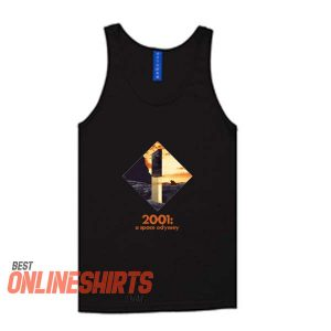 A Space Odyssey Tank Top