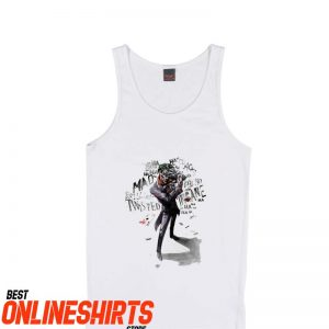Twisted Mad Tank Top