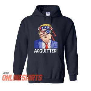 Acquitted Pro Republican Hoodie