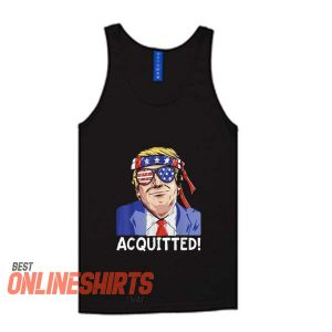 Acquitted Pro Republican Tank Top
